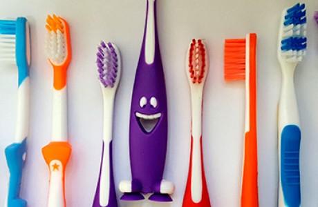 מברשות שיניים לילדים